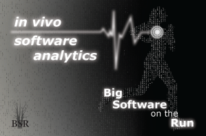 In Vivo Software Analytics