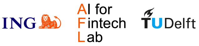 ING, AFL, and TU Delft logos
