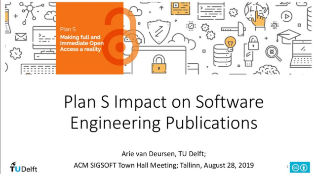 Arie van Deursen | Software engineering in theory and practice